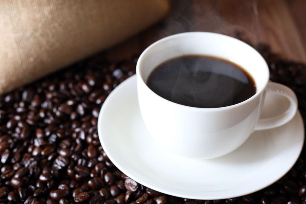 コーヒーの香りでリラックス