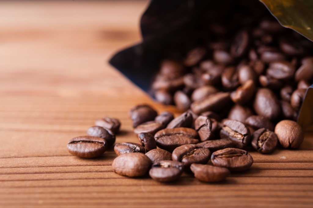 コーヒー豆は空気にさらされると劣化する